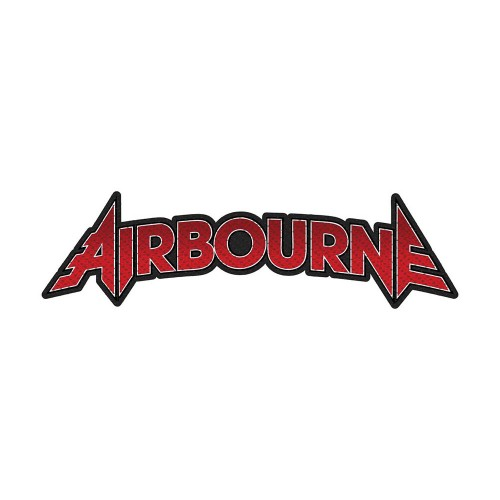 Patch Airbourne Logo Cut-Out