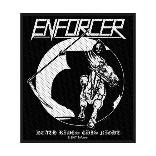 Patch Enforcer Death Rides