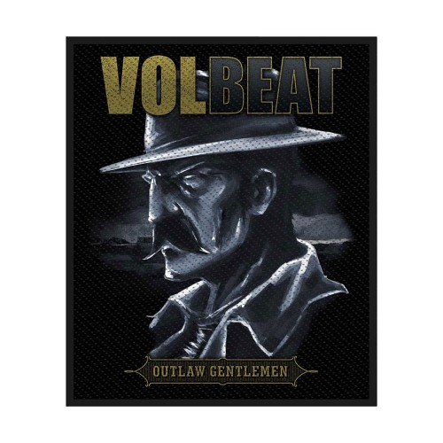 Patch Volbeat Outlaw Gentlemen