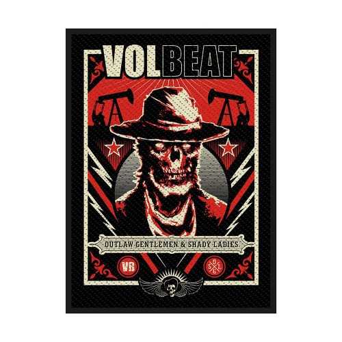 Patch Volbeat Ghoul Frame