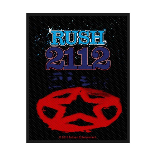 Patch Rush 2112