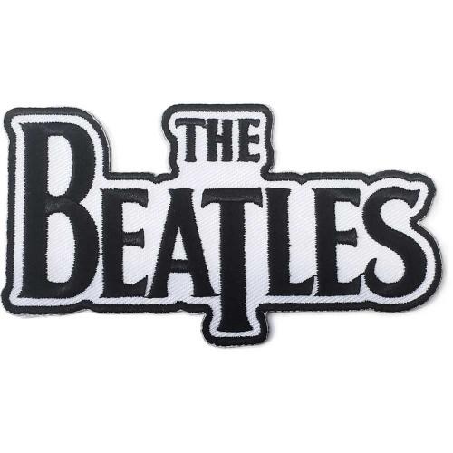 Patch The Beatles Drop T Logo