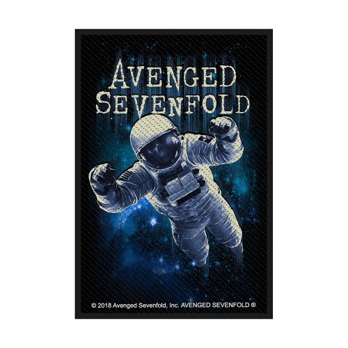 Patch Avenged Sevenfold The Stage