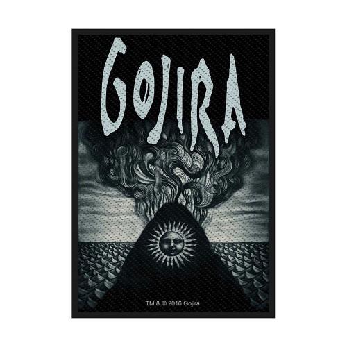 Patch Gojira Magma