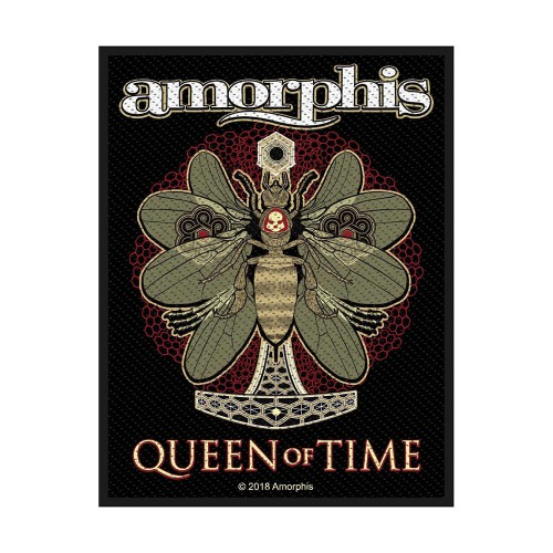 Patch Amorphis Queen of Time