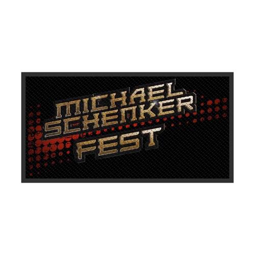 Patch Michael Schenker Fest Logo