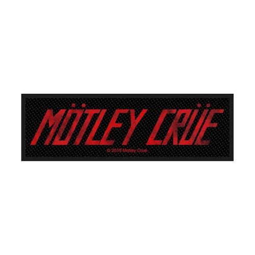 Patch Motley Crue Logo