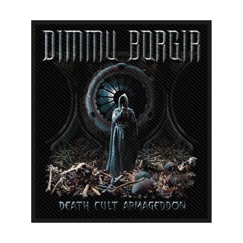 Patch Dimmu Borgir Death Cult