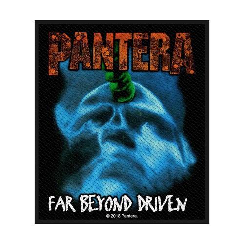 Patch Pantera Far Beyond Driven