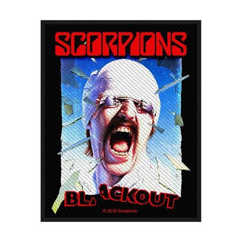Patch Scorpions Blackout