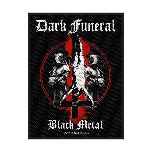 Patch Dark Funeral Black Metal