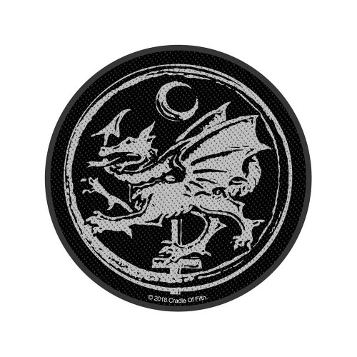 Patch Cradle Of Filth Order of the Dragon