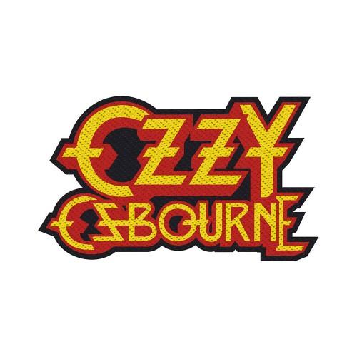 Patch Ozzy Osbourne Logo Cut-Out