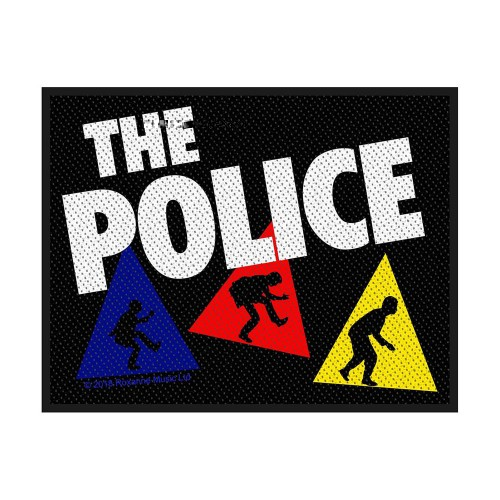 Patch The Police Triangles