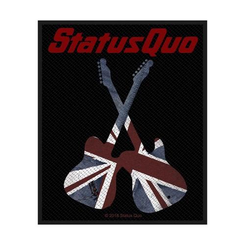 Patch Status Quo Guitars