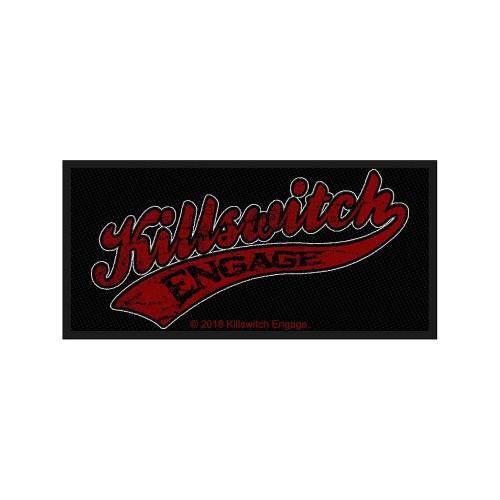 Patch Killswitch Engage Baseball Logo