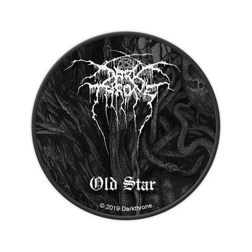 Patch Darkthrone Old Star
