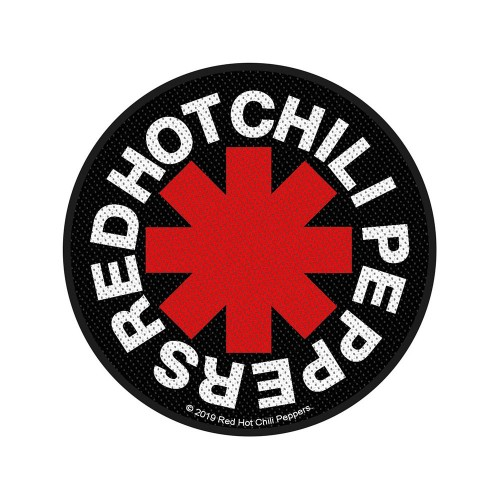 Patch Red Hot Chili Peppers Asterisk