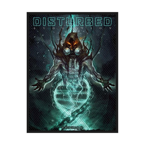 Patch Disturbed Evolution Hooded