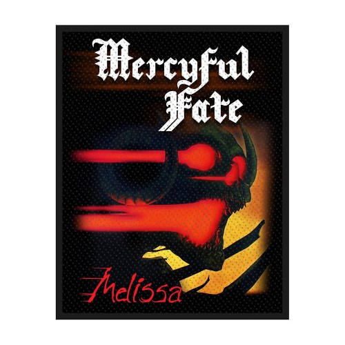 Patch Mercyful Fate Melissa