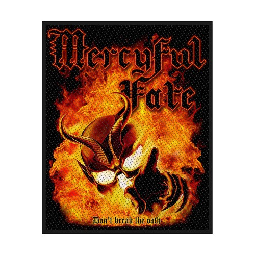Patch Mercyful Fate Don't Break The Oath