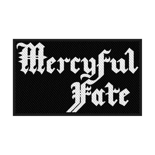 Patch Mercyful Fate Logo