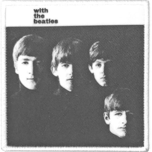Patch The Beatles With the Beatles Album Cover