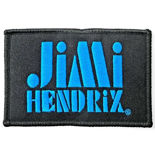 Patch Jimi Hendrix Stencil Logo