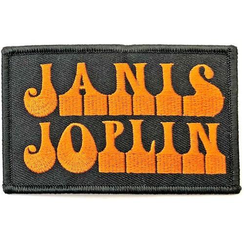 Patch Janis Joplin Logo