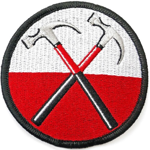 Patch Pink Floyd The Wall Hammers Circle