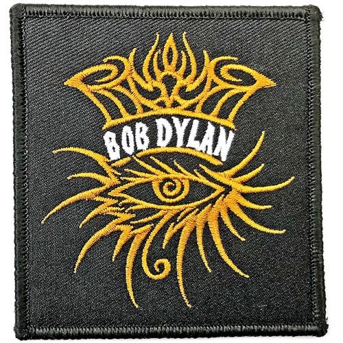 Patch Bob Dylan Eye Icon