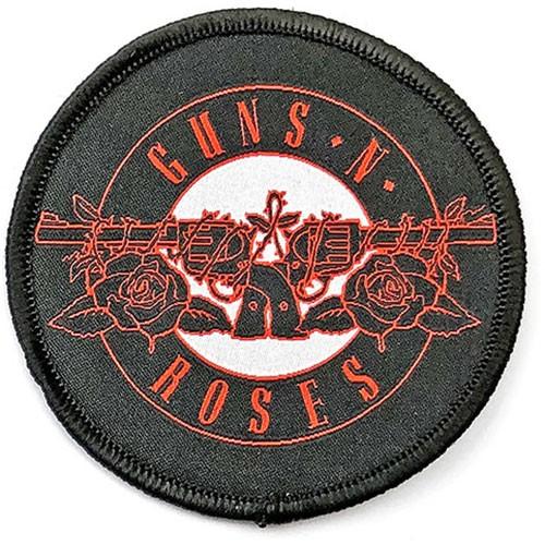 Patch Guns N' Roses Red Circle Logo