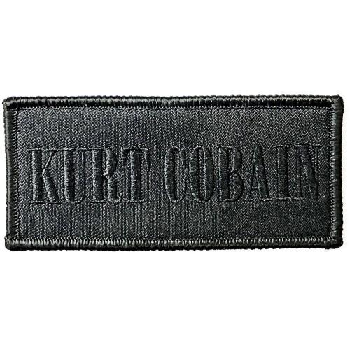 Patch Kurt Cobain Logo