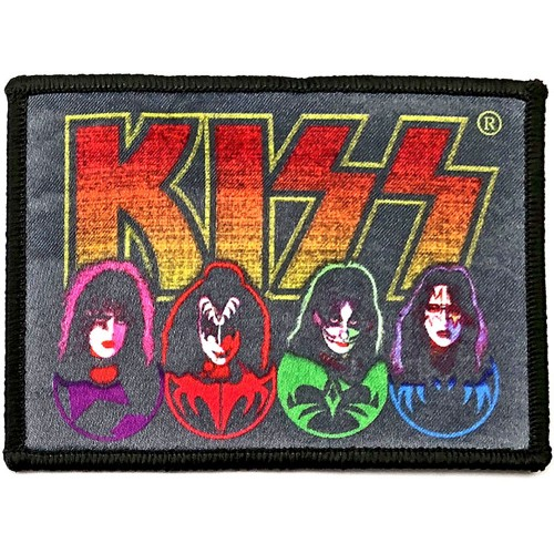 Patch KISS Faces & Icons