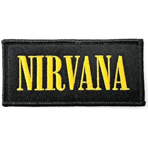Patch Nirvana Logo