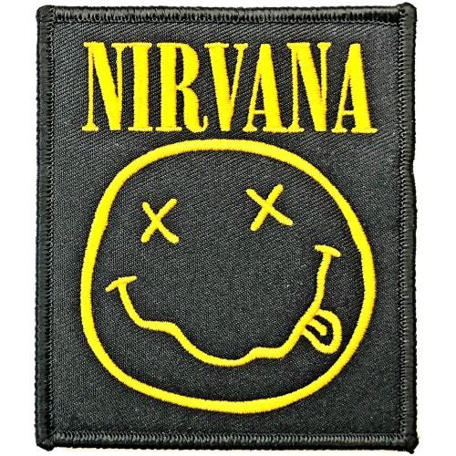Patch Nirvana Smiley