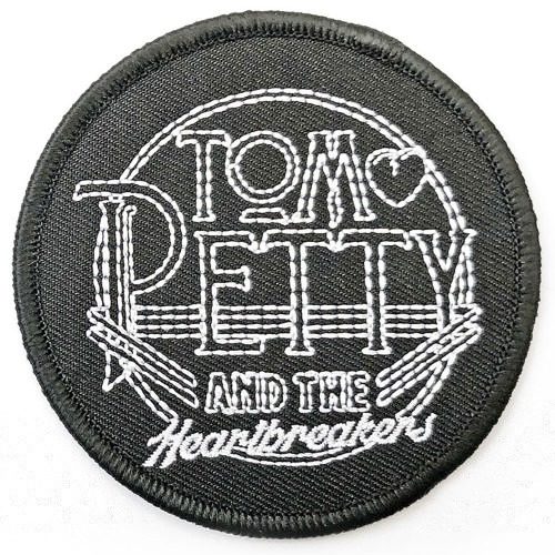 Patch Tom Petty & The Heartbreakers Circle Logo