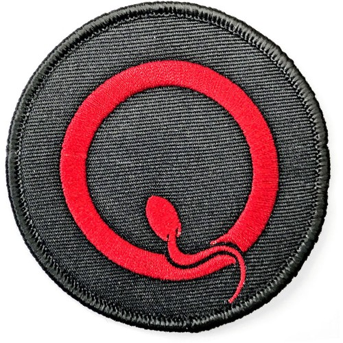 Patch Queens Of The Stone Age Q Logo