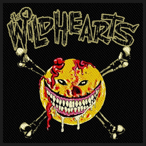 Patch The Wildhearts Smiley Face