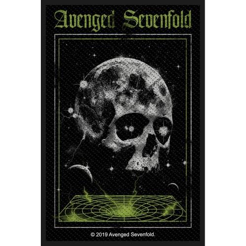 Patch Avenged Sevenfold Vortex Skull