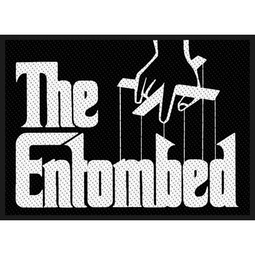 Patch Entombed Godfather Logo
