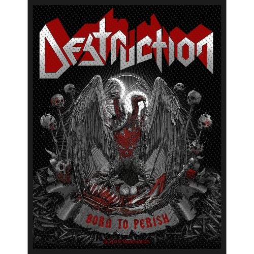 Patch Destruction Born To Perish