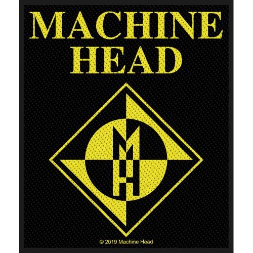 Patch Machine Head Diamond Logo
