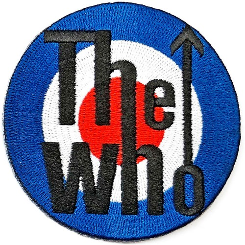 Patch The Who Target Logo