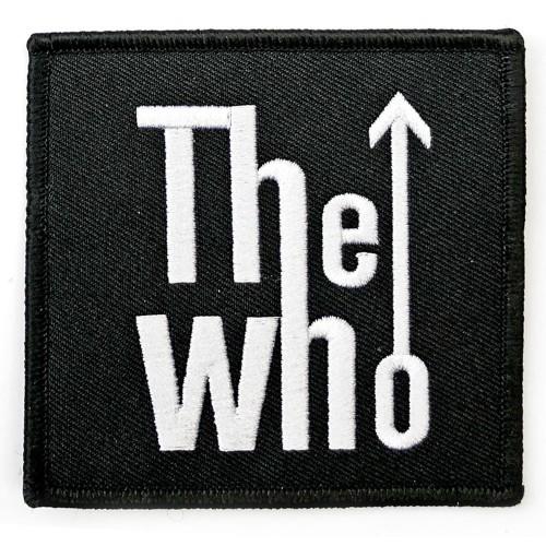 Patch The Who Arrow Logo