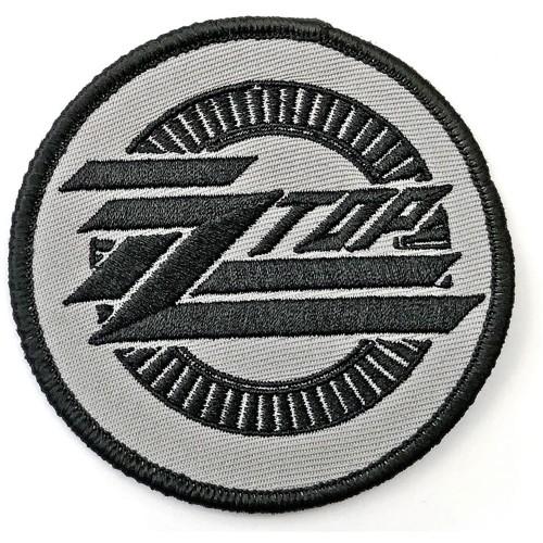 Patch ZZ Top Circle Logo