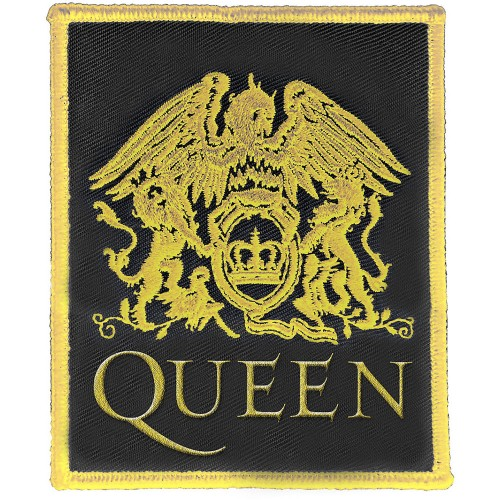 Patch Queen Classic Crest