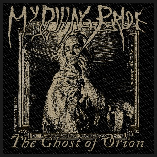Patch My Dying Bride The Ghost of Orion Woodcut