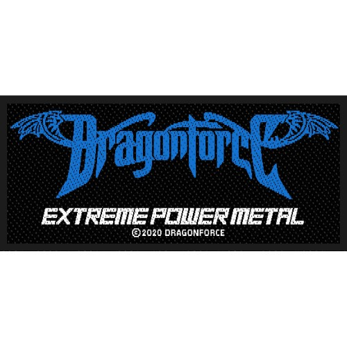 Patch Dragonforce Extreme Power Metal