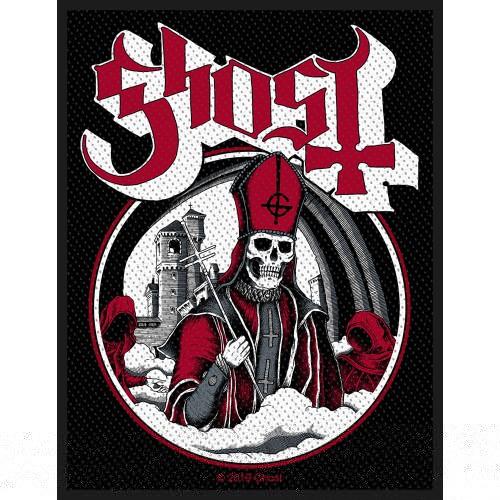 Patch Ghost Secular Haze